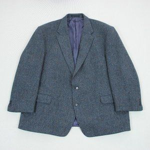 Magee Handwoven Donegal Tweed Wool Sport Coat